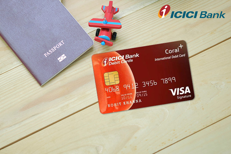 10% cashback on international transactions using ICICI Bank Debit Cards