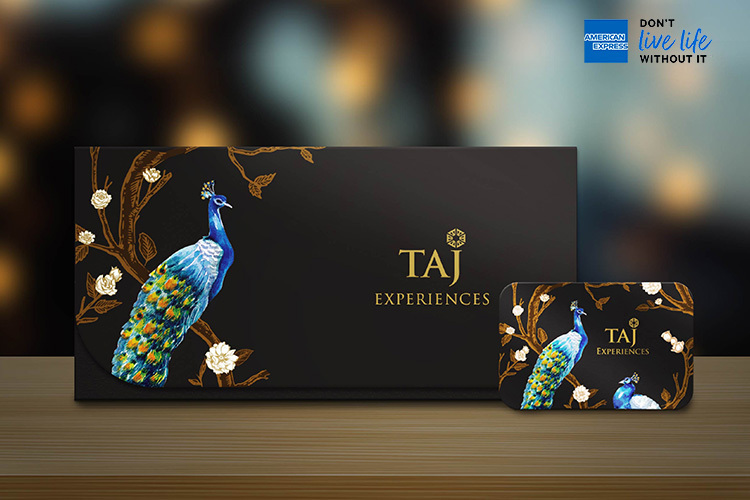 Amex spend based offer: Taj Gift Card up for grabs