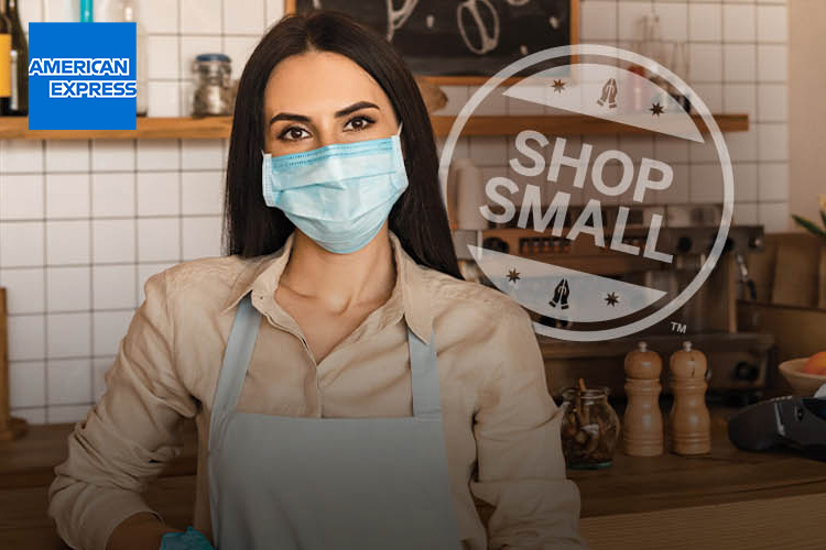 Amex Shop Small Offer: 50% cashback on Small Business spends