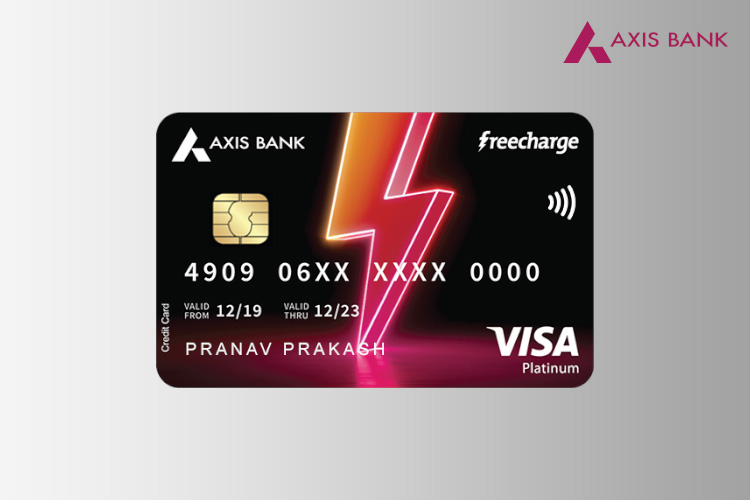 Axis Bank launches Freecharge Plus Credit Card - Review