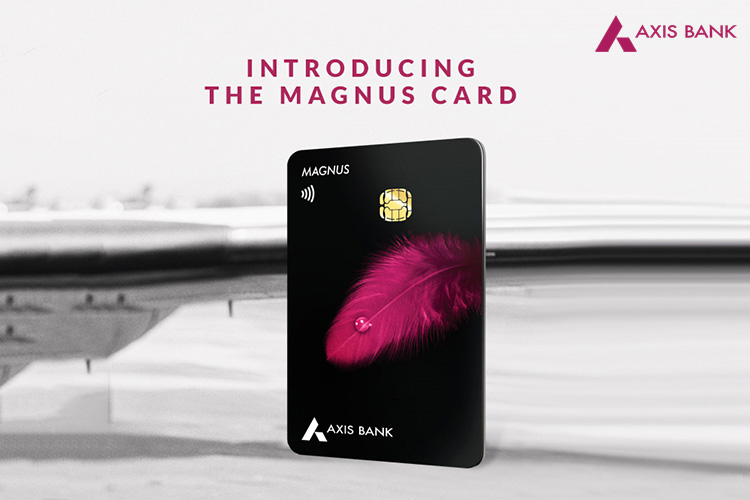 Axis Bank Magnus Credit Card launched