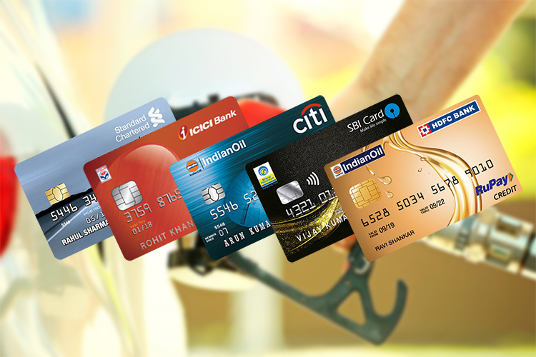Best Credit Cards for Fuel Spends in India