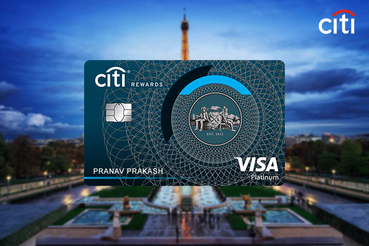 Citi Credit Card International Spends Offer
