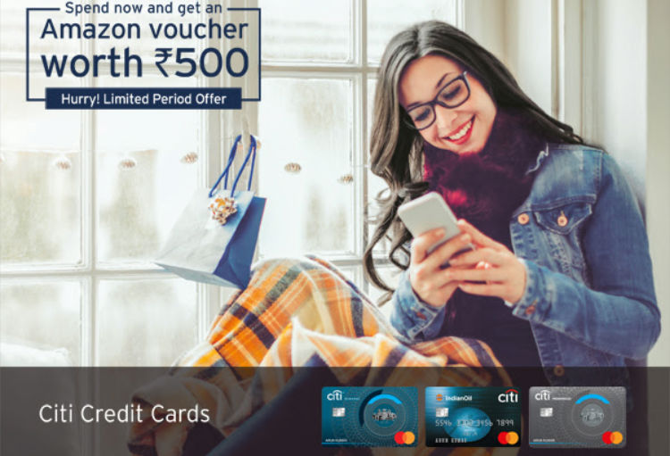 Citi Credit Cards spend based targeted offer: August 2019