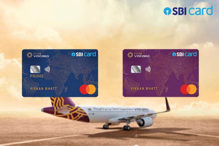 SBI Card launches Air Vistara Co-branded Credit Cards