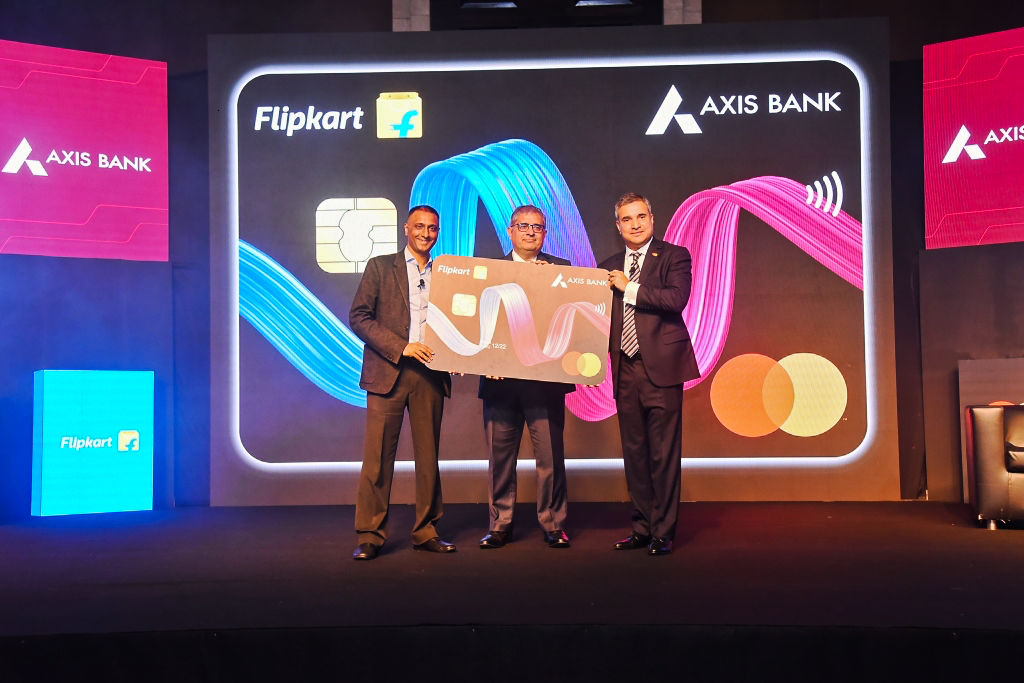 Flipkart Axis Bank Credit Card launched