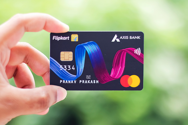 Flipkart Axis Bank Credit Card review and hands on experience