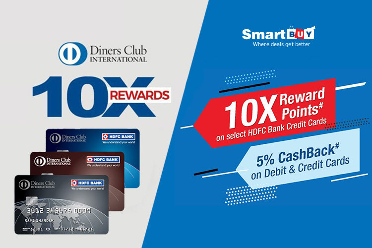 HDFC Bank 10X Rewards Program: February 2020 Update