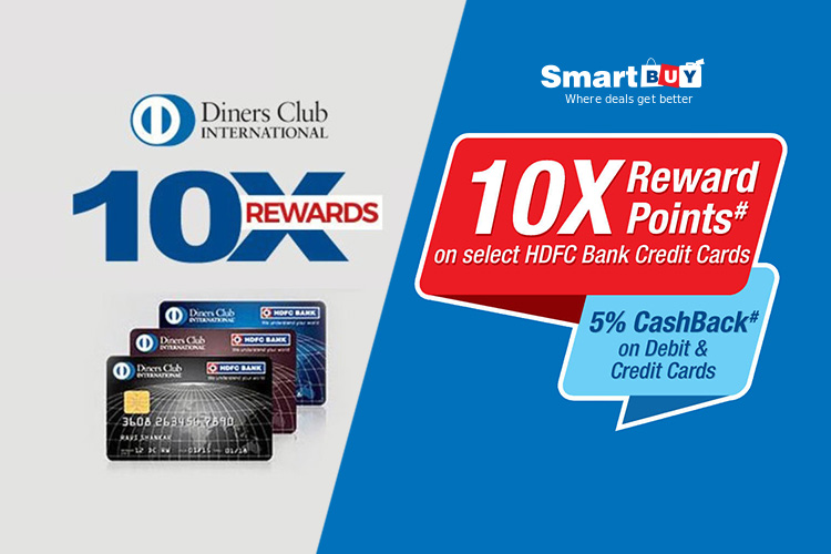HDFC Bank Credit Card 10X Rewards: September 2019 Update