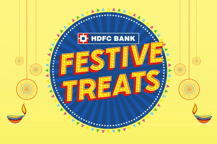 HDFC Bank Festive Treats: Partner Merchant Offers