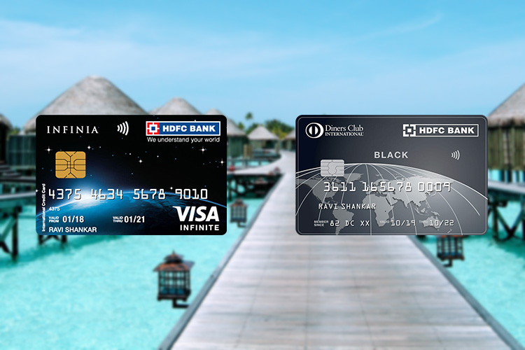 HDFC Bank Infinia & Diners Club Black Credit Cards: New restrictions starting 25 July 2020