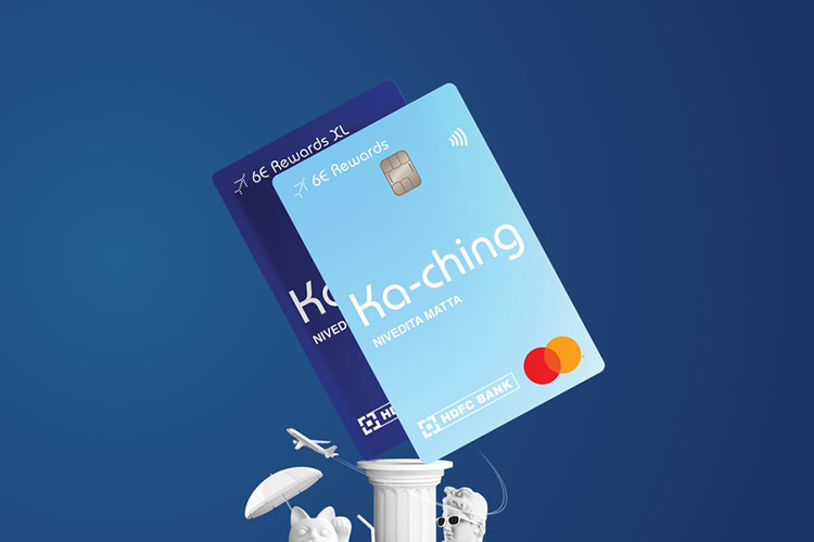 HDFC Bank launches Ka-Ching Credit Card in partnership with IndiGo
