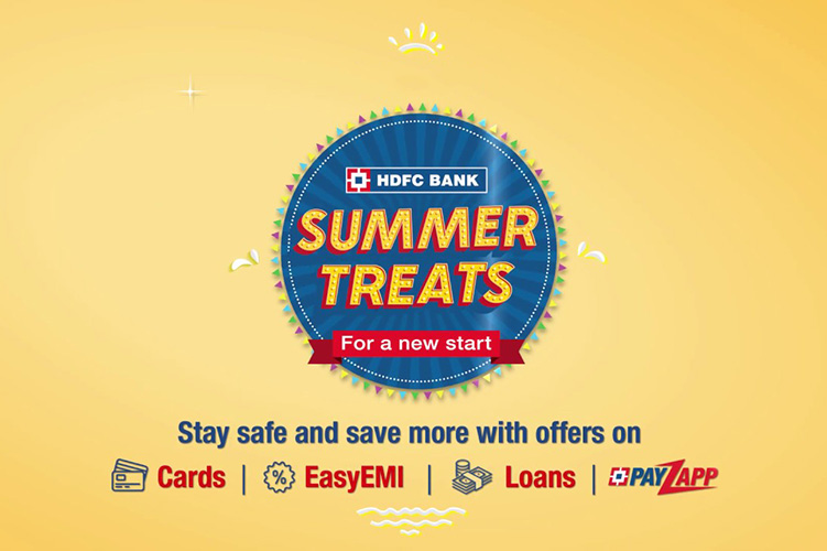 HDFC Bank launches Summer Treats Offer