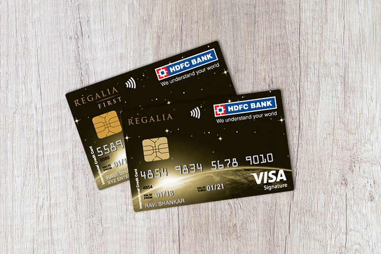 Top 10 differences between HDFC Bank Regalia & Regalia First Credit Card