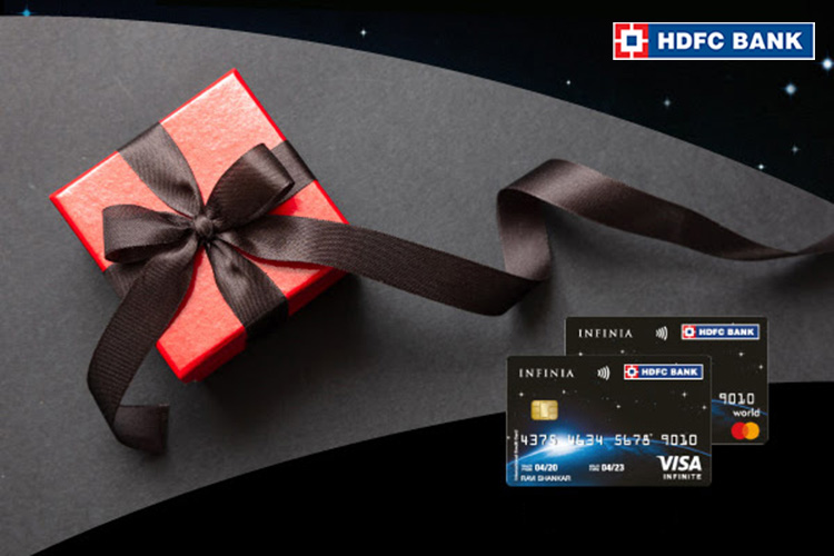 HDFC Credit Card Spend based targeted offer for January 2021