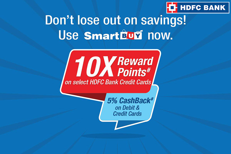 HDFC SmartBuy 10X Rewards: Even more rewarding with December 2019 update