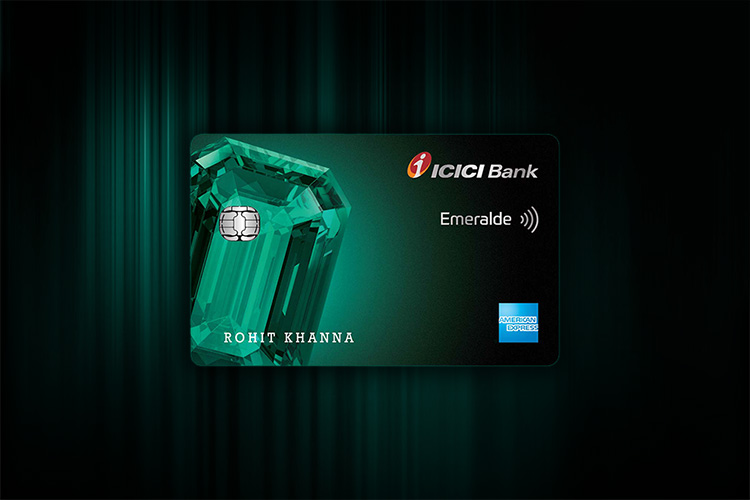 ICICI Bank Amex Credit Cards: 5X rewards on online spends