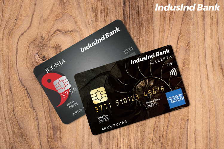 IndusInd Bank American Express Card spend based offers - November 2019
