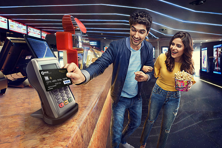 Kotak Visa Contactless Offer: Get Amazon vouchers upto Rs. 1,000