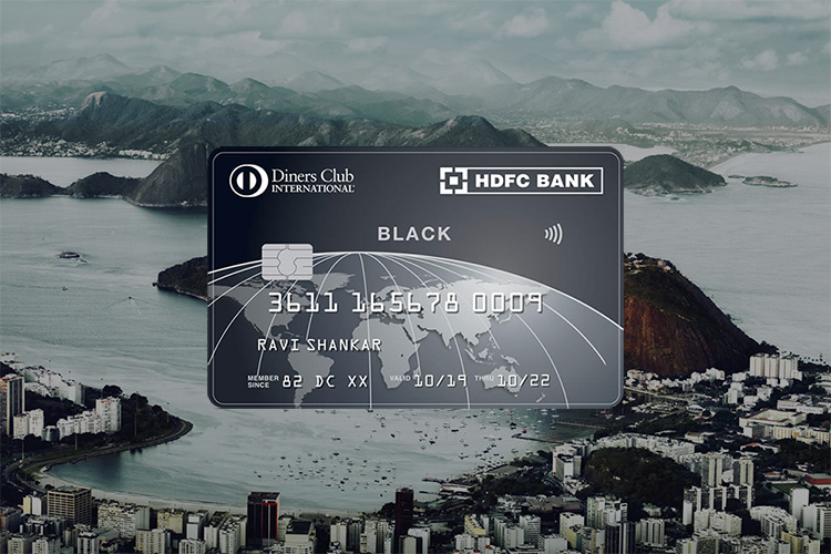 HDFC Bank introduces new benefits on Diners Club Black Credit Card