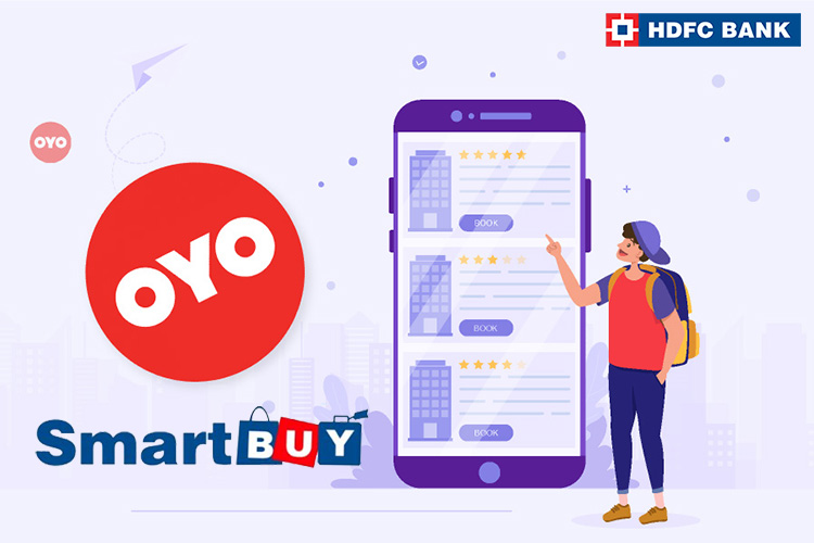 HDFC SmartBuy January 2020 Update: 10X Rewards on OYO Rooms