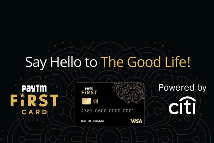Paytm launches Paytm First Credit Card in India