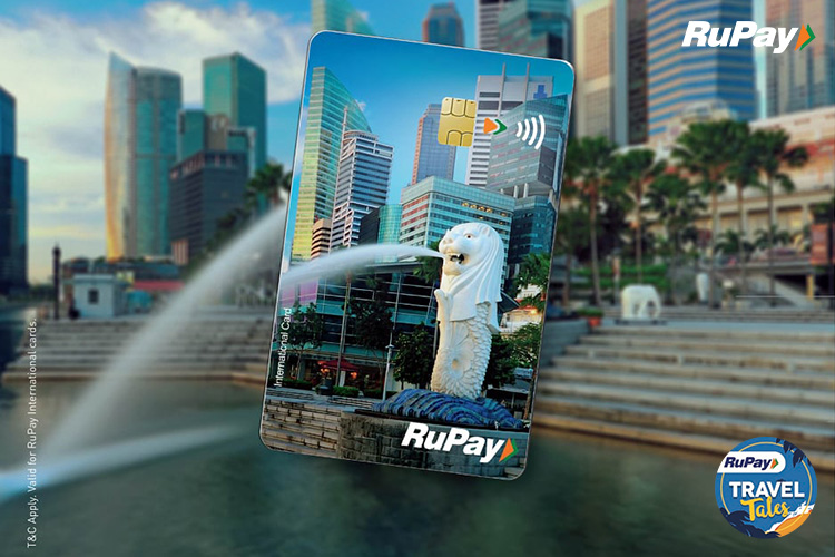 RuPay Travel Tales Offer: 40% cashback on International Spends