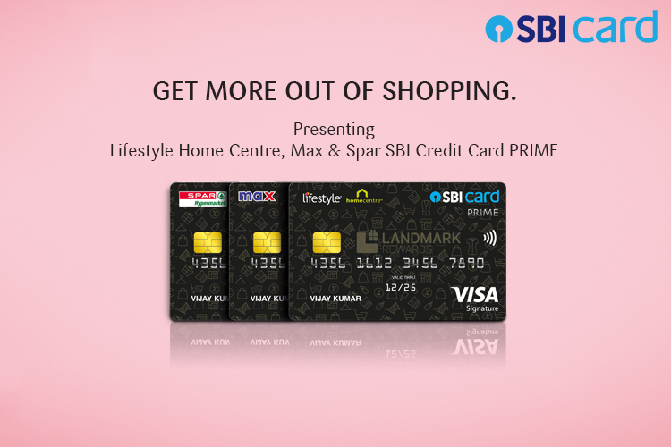 SBI Card launches Landmark co-branded credit cards