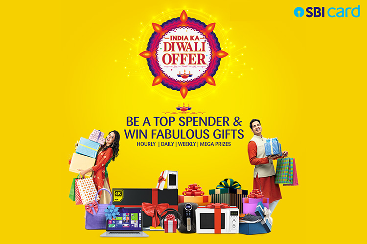 SBI Credit Card Diwali Offer: Fabulous gifts for top spenders