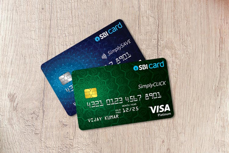 6 Differences between SBI SimplySAVE and SimplyCLICK Credit Card