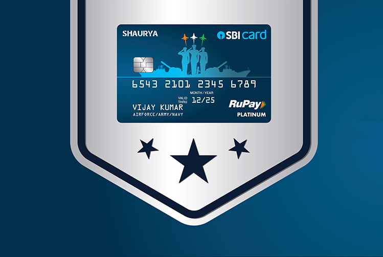 SBI Card launches Shaurya Credit Cards for Indian Defense Personnel