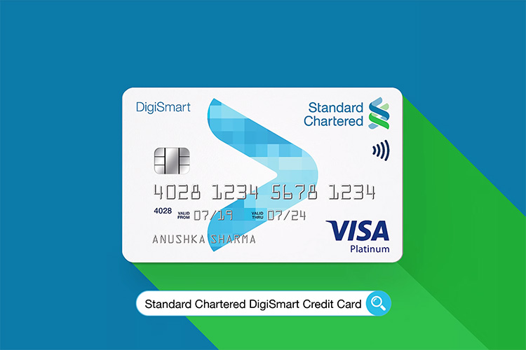 Standard Chartered DigiSmart Credit Card launched