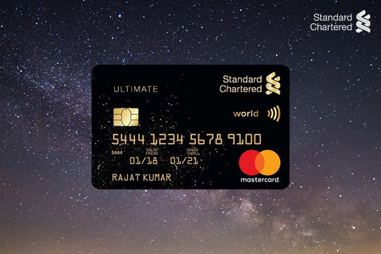 Standard Chartered Ultimate Credit Card Review